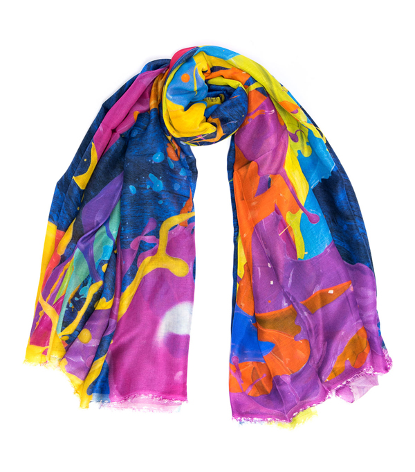 Stole e sciarpe di Leopolda manifatture artigiane vendita on line