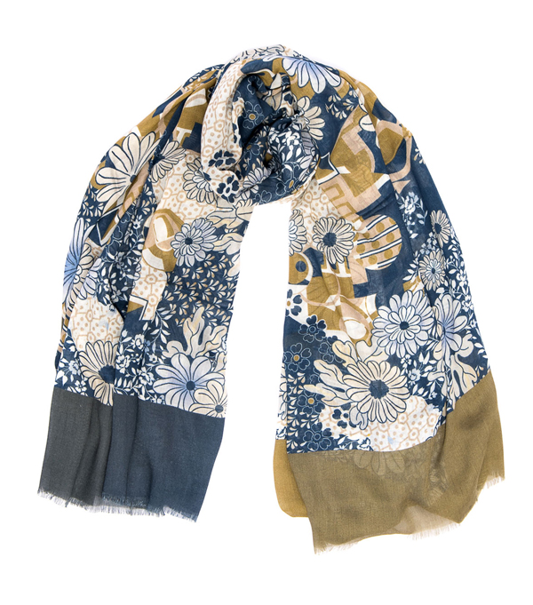 New leopolda cashmere stoles for men and women made in italy