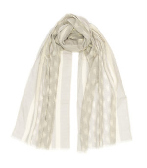 cipressini stola in cotone di leopolda cashmere italia