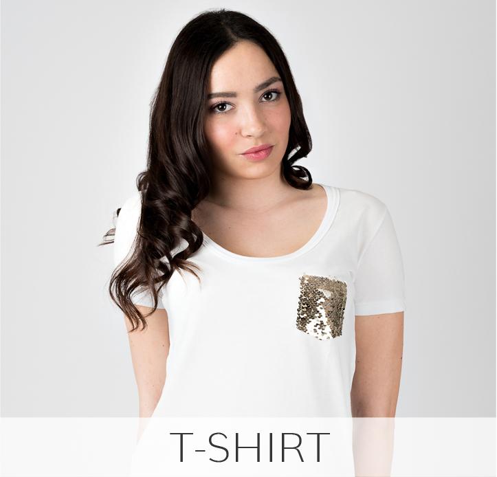 woman t-shirt 100% cotton on sale online