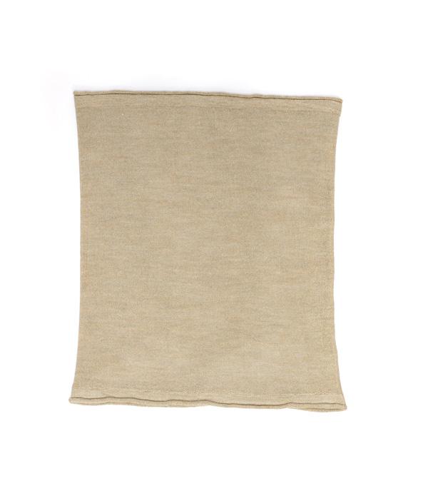 collo o fascia colore beige di Leopolda cashmere