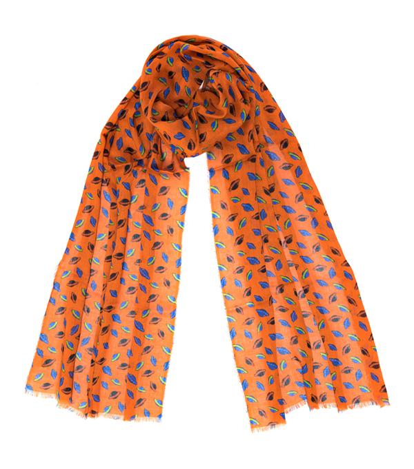Modaline sciarpine misto cashmere di Leopolda Pisa