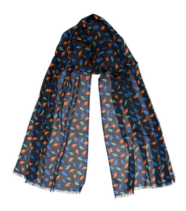 Sciarpine misto cashmere made in Italy di Leopolda Bolgheri