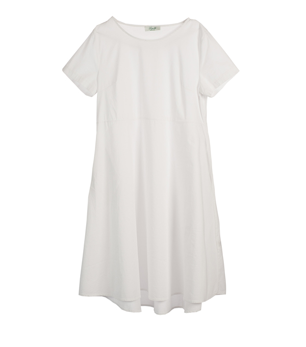 white woman dress by Leopolda - made in italy