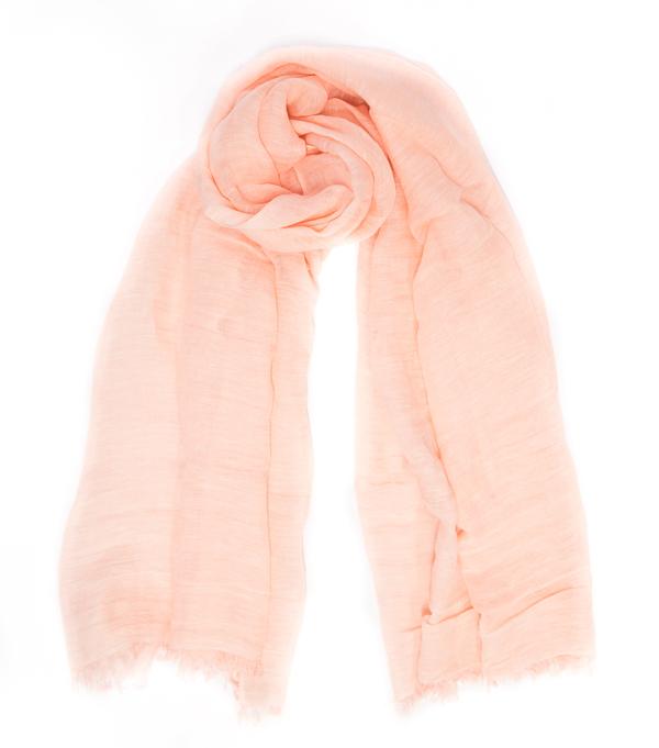 stola in lino donna rosa Leopolda cashmere