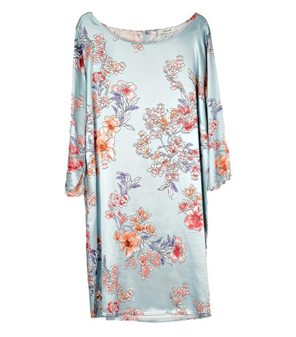 vestito donna kurta Tokyo - made in italy
