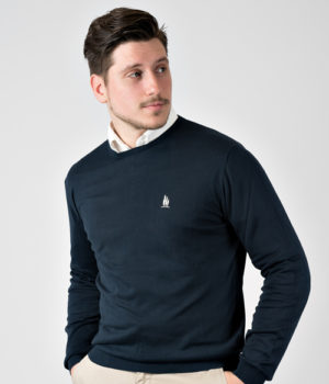 maglieria in cotone di leopolda cashmere boutique online di moda italiana