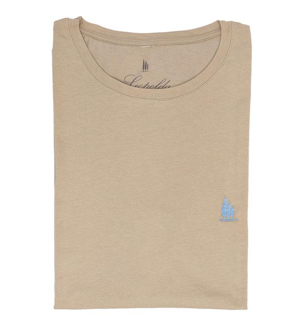 maglia t-shirt cotone colore corda nuova collezione primavera estate Leopolda cashmere