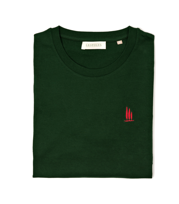 man green t-shirt leopolda cashmere
