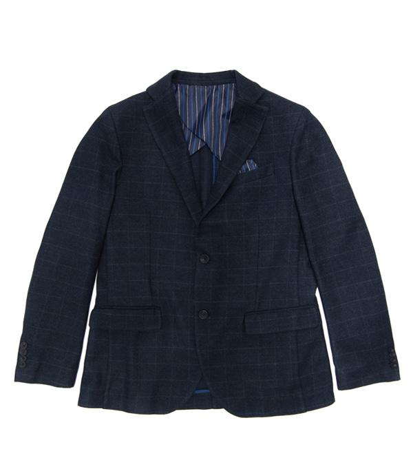 giacca uomo blu vendita online Leopolda manifatture artigiane