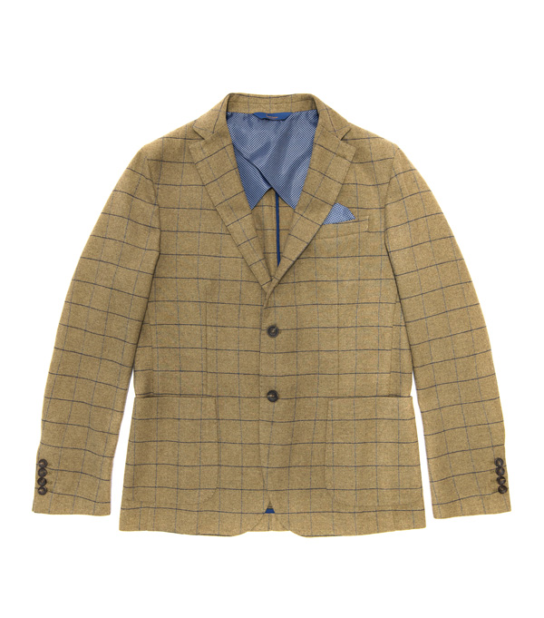 giacca uomo cammello vendita online Leopolda manifatture artigiane