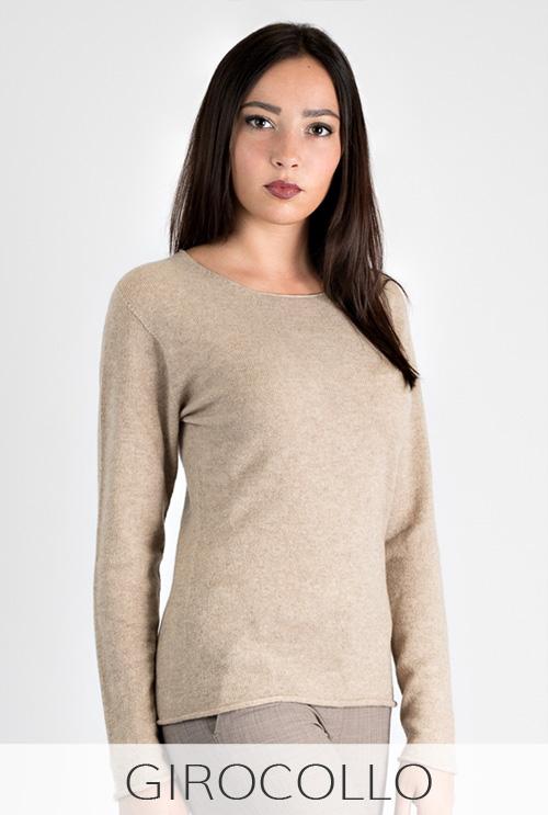 e225045c17e9f4 Maglieria donna in puro cashmere nuova collezione - Vendita on line