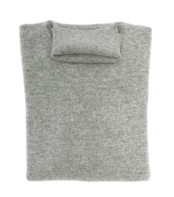 maglia dolcevita cashmere - Leopolda manifatture artigiane