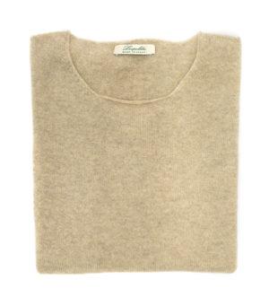 maglia 100% cashmere made in Italy in vendita online su Leopolda