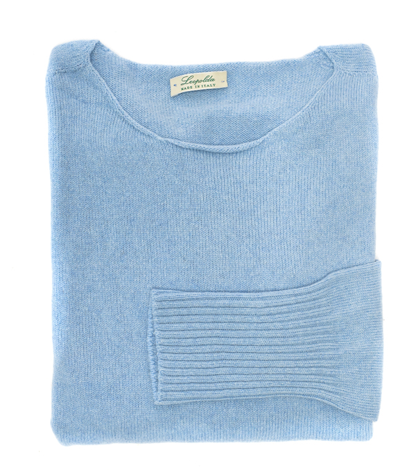 one size cashmere pullover made in italy collection