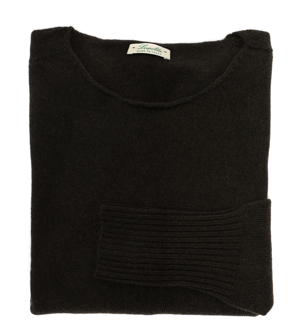 one size cashmere pullover made in Italy by Leopolda cashmere