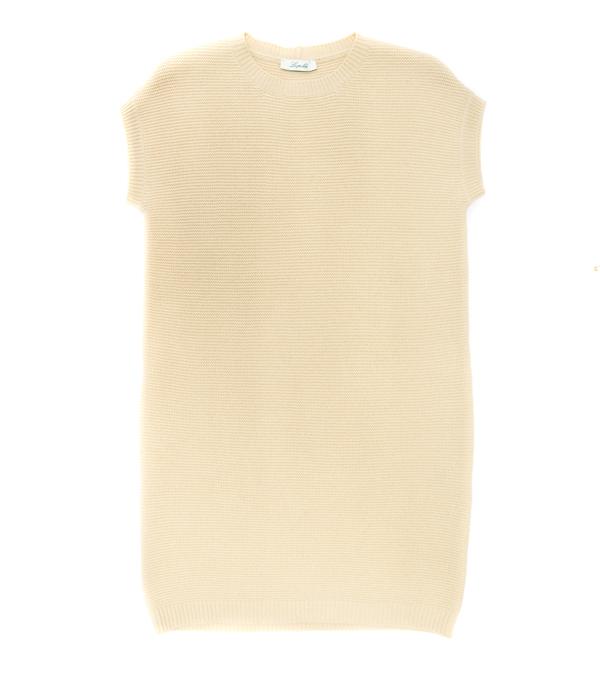 abito cashmere manica corta Leopolda manifatture artigiane made in italy