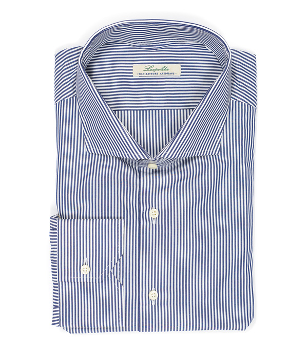 Men's shirts in pure cotton with an excellent fit