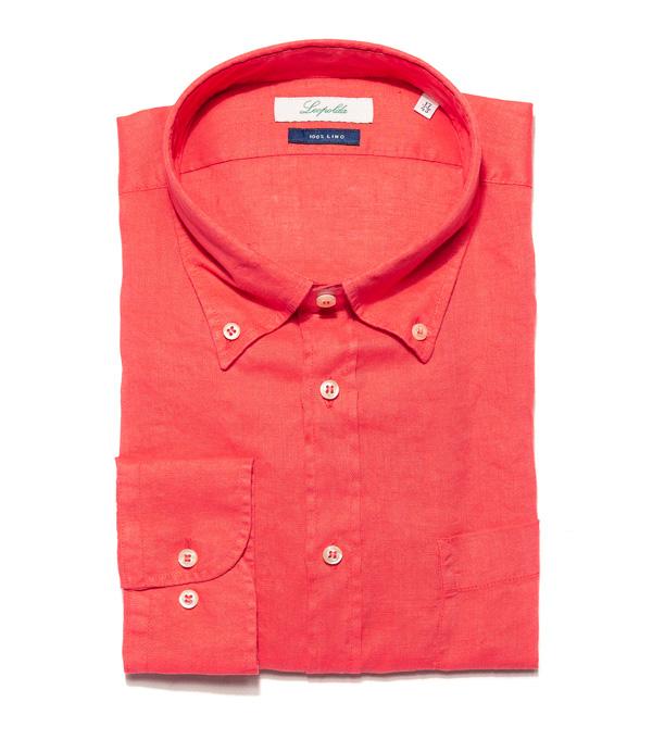 camicia da uomo in puro cotone in vendita online