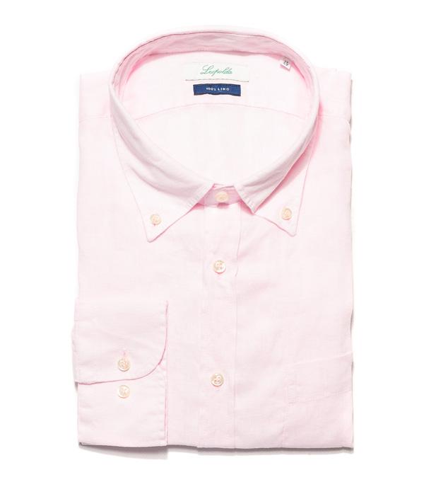 camicia uomo puro lino in vendita online - made in italy