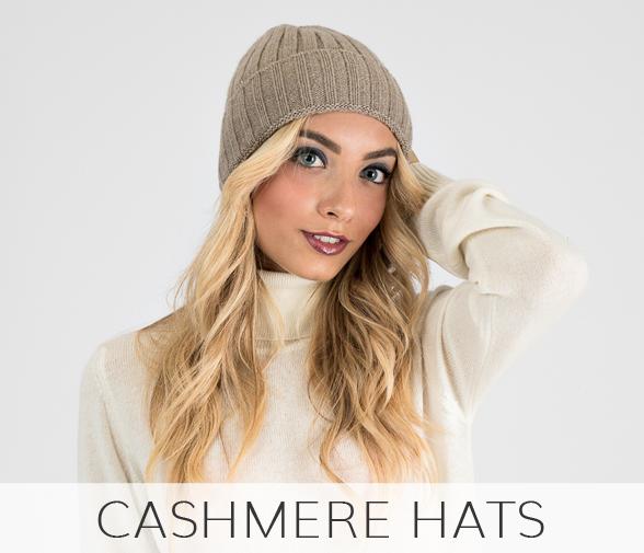 woman cashmere hats Leopolda