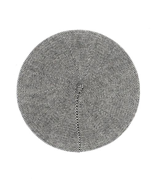 cappello basco in lana di produzione tutta italiana