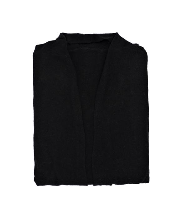 crew neck cashmere pullover colour dark blue made in italy