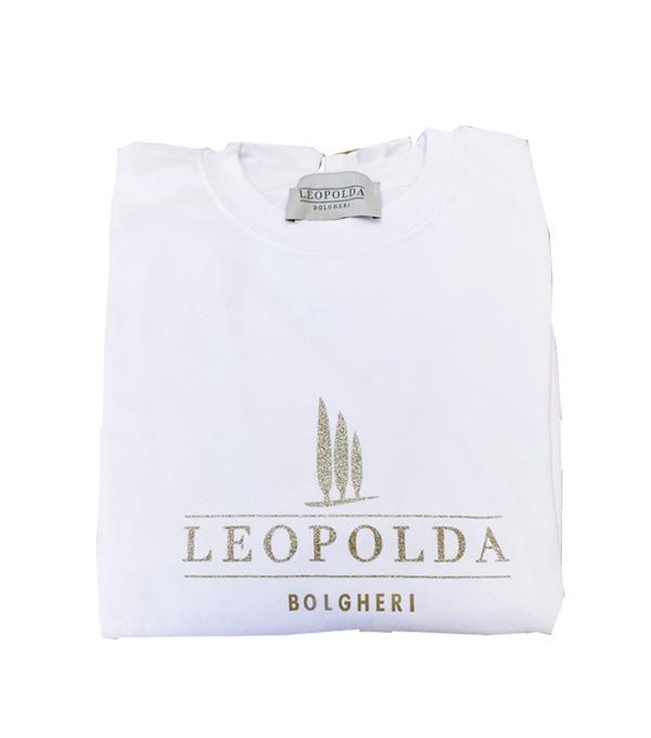 Felpa donna Leopolda in vendita online.