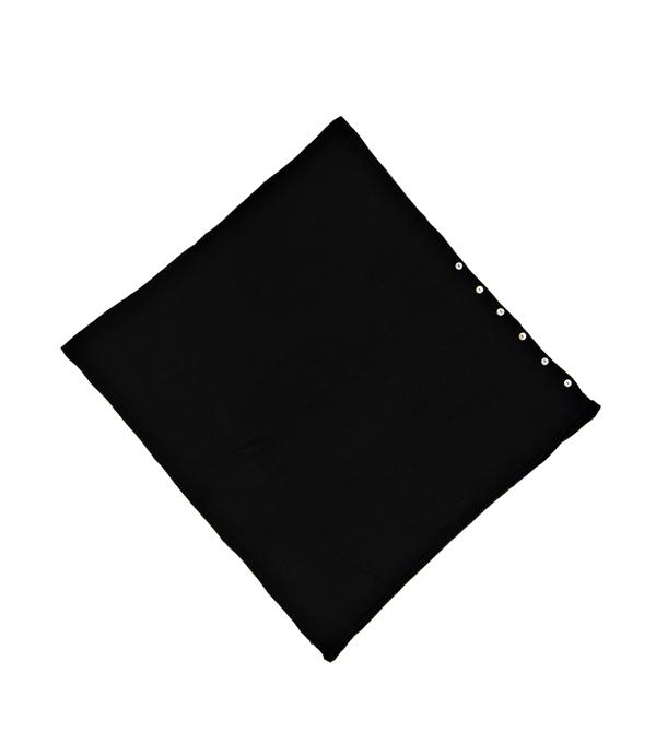 Mantella multiversione 3 in 1 poncho, stola e coprispalla di Leopolda Pisa