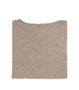 maglia over in misto cashmere produzione italiana
