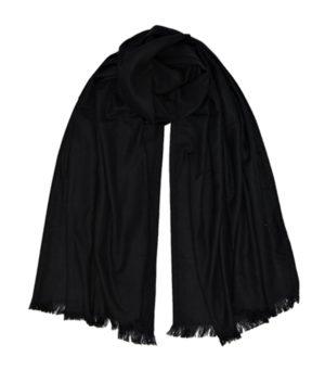 sciarpa molto grande in misto cashmere nuova collezione produzione italiana