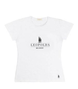 t shirt donna dedicata a bolgheri di leopolda cashmere