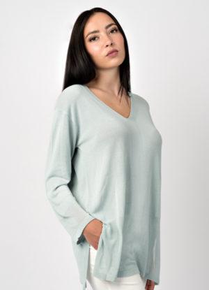maglia estate donna di leopolda cashmere italia