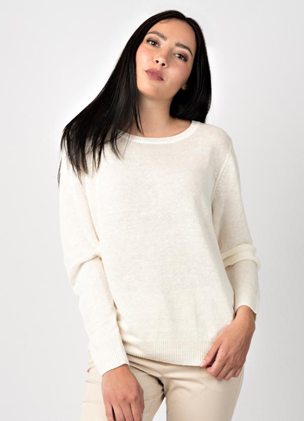 maglia donna leggera per l'estate made in Italy