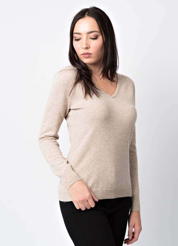 woman knitwear cashmere and wool made in Italy