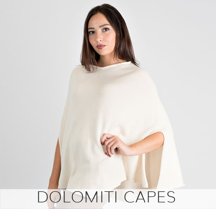 woman cashmere capes a perfect gift