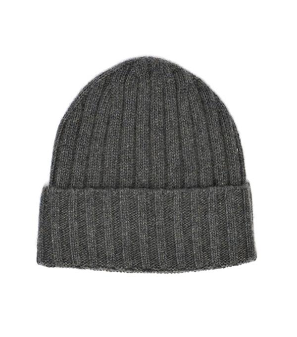 cappello in cachemire Leopolda