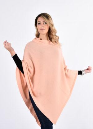 mantella donna in cashmere di produzione cashmere leopolda bolgheri