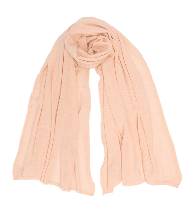 nuvola rosa stola in cashmere