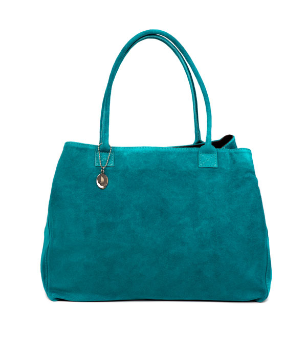 Suede women's bag in multiple colors for sale online