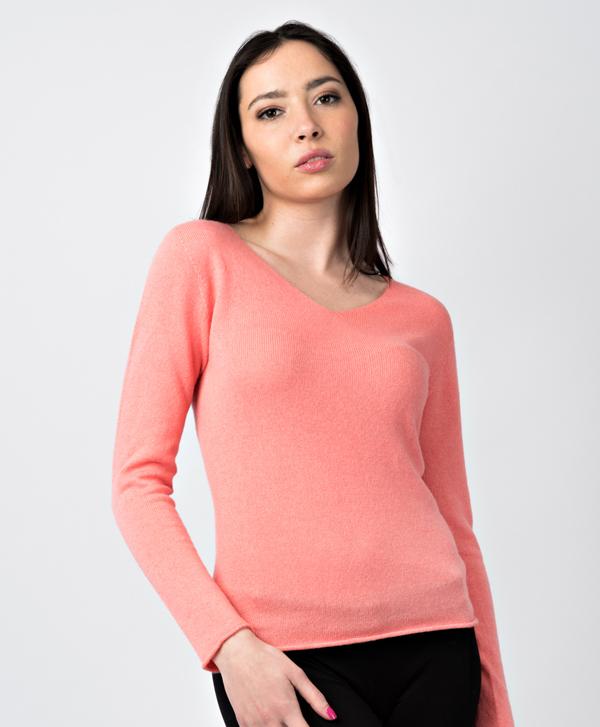 maglieria donna in cashmere